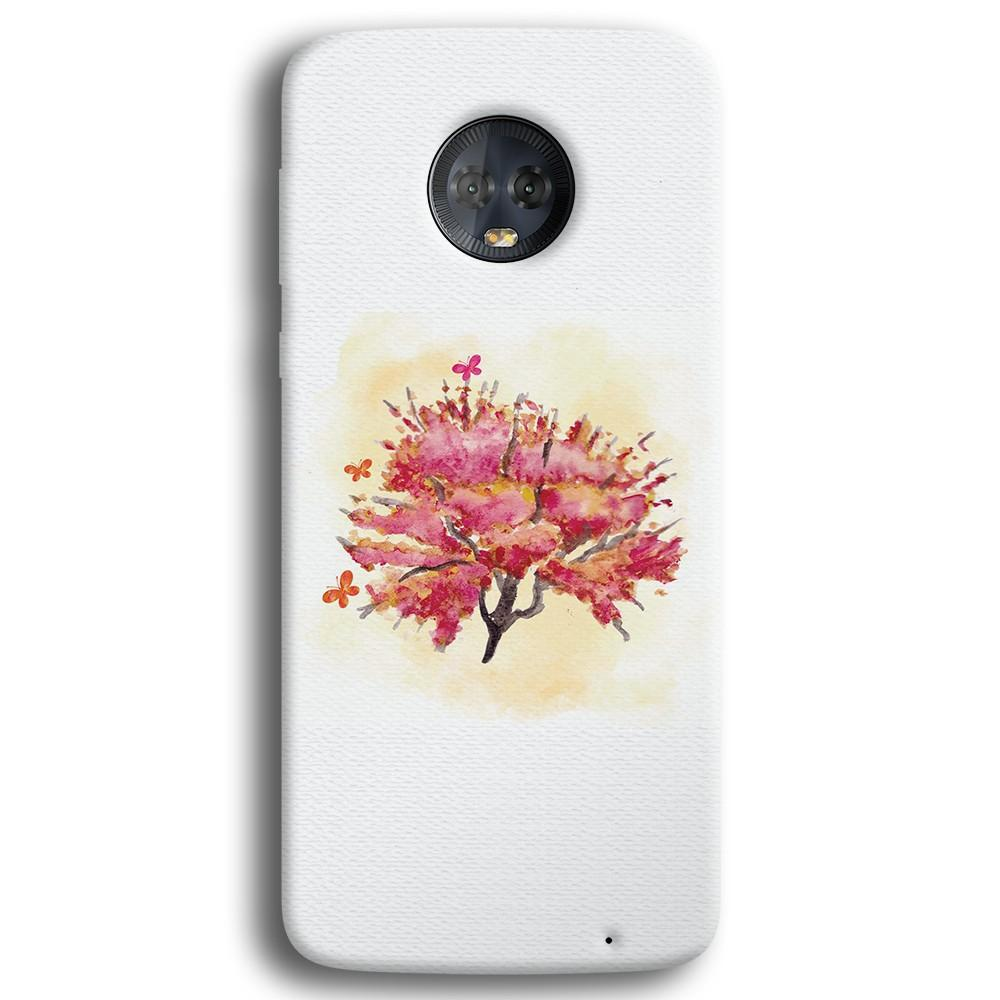 Butterfly Bush Moto G6 Plus Case