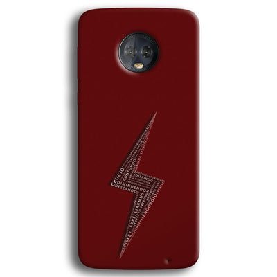 Harry Potter Moto G6 Plus Case
