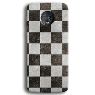 Checkered  Moto G6 Plus Case