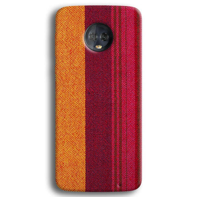 Bright Handloom Moto G6 Plus Case