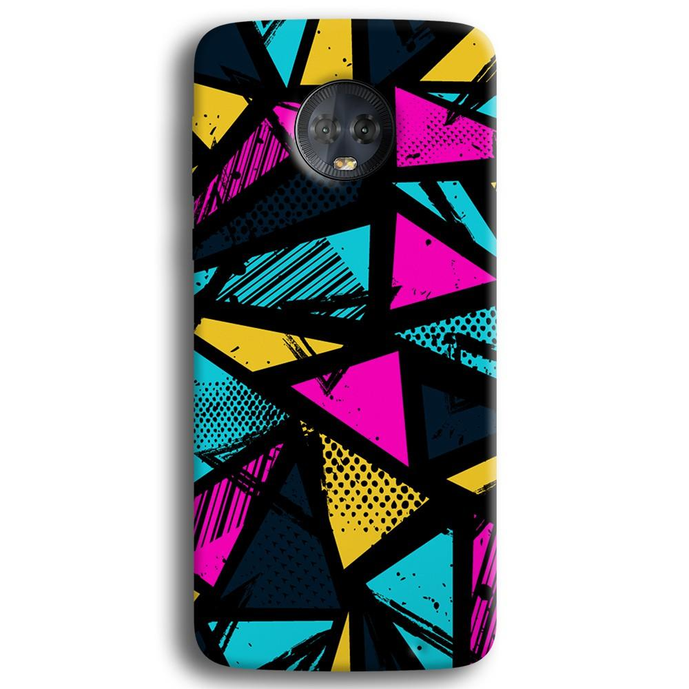 Abstract Moto G6 Plus Case