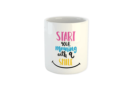 Morning with Smile Mug