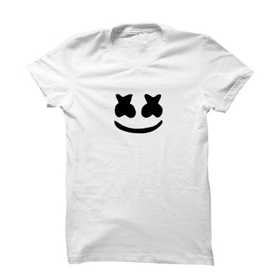 Marshmello Mask T-shirt