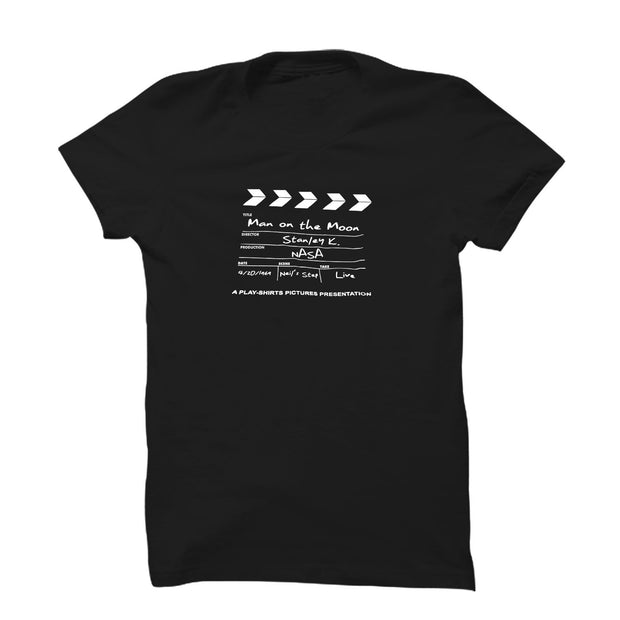 Clap Board T-Shirt