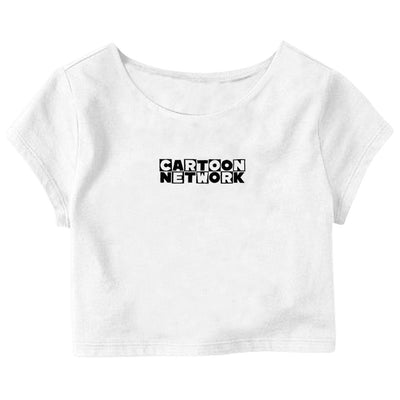 Cartoon Network Crop Top