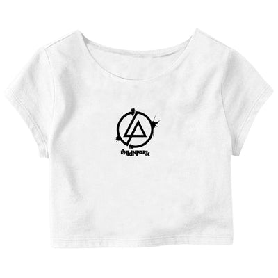 Linkin Park Crop Top