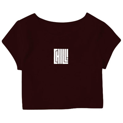 Chill AF Crop Top