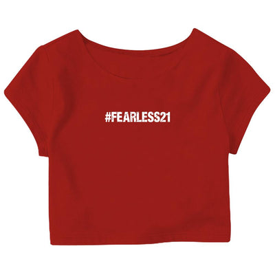 Fearless 21 Crop Top