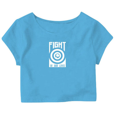 Fight For Our Lives Crop Top