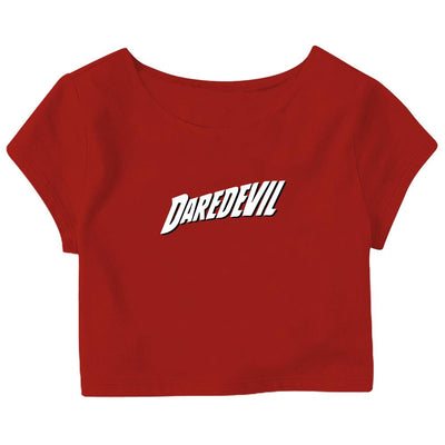 Daredevil Crop Top