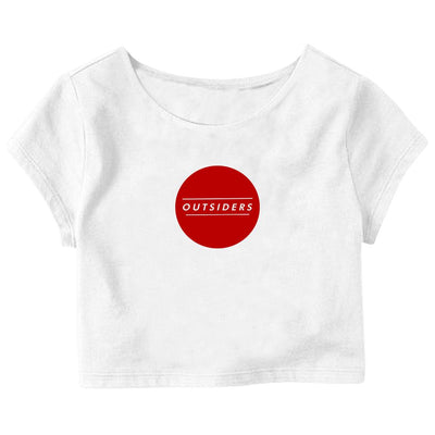 Outsiders Crop Top