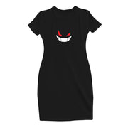 Gengar T-Shirt Dress