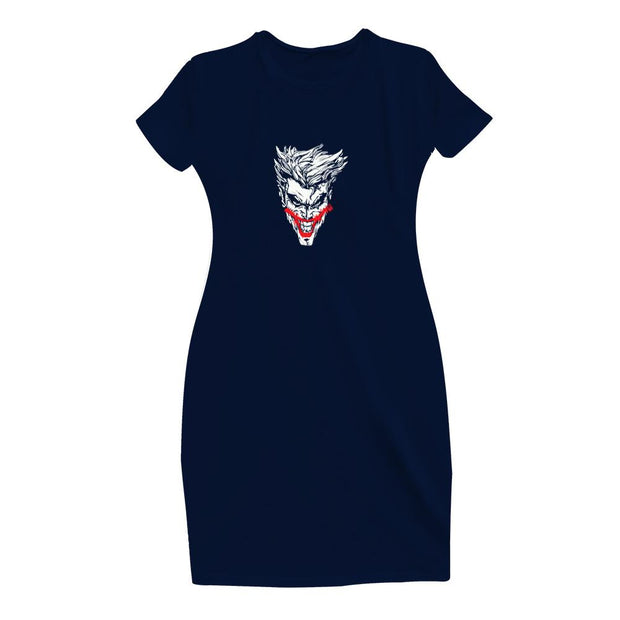 The Joker T-Shirt Dress