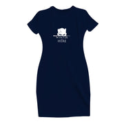 Winter Is Here T-Shirt Dress
