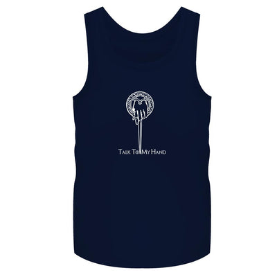 Talk To My Hand Tank Top