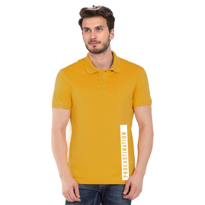 Procastination Polo T-Shirt