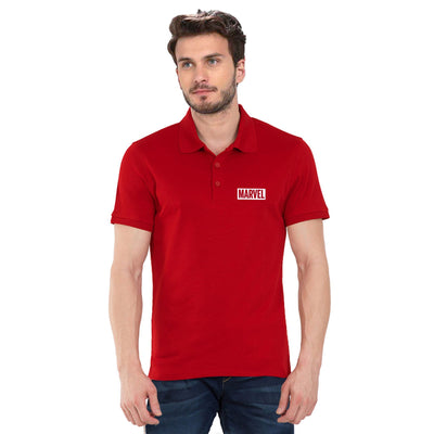 Marvel Polo T-Shirt