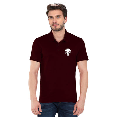 Punisher Polo T-Shirt