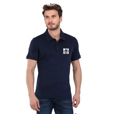 Man United Polo T-Shirt