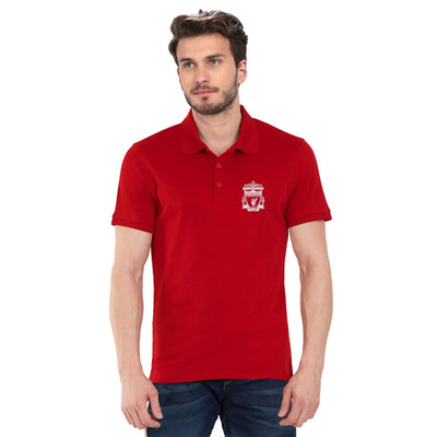 Liverpool Logo Polo T-Shirt