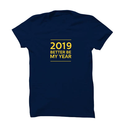 New Year New Me T-Shirt