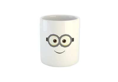 Smiley Minion Mug