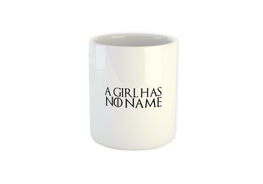A Girl Has No Name Mug