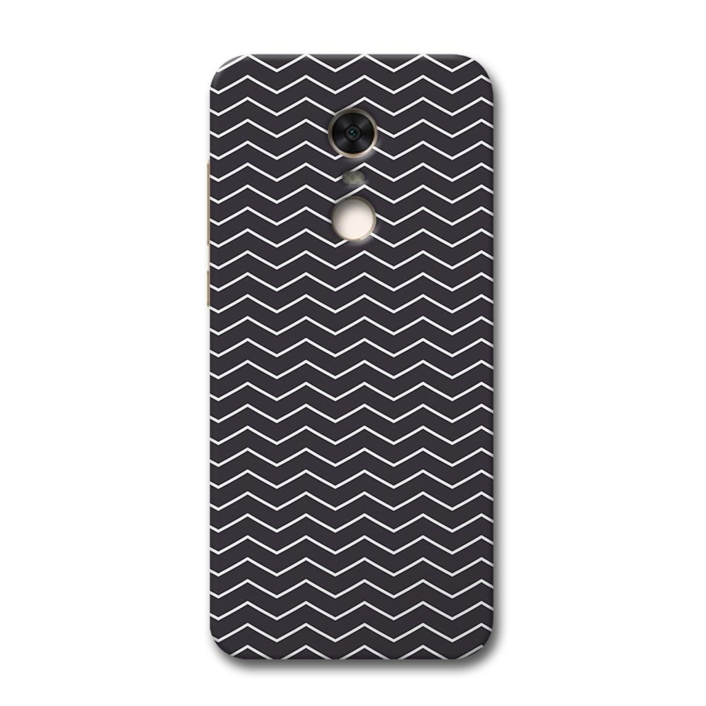 Chevron Pattern Redmi Note 5 Case