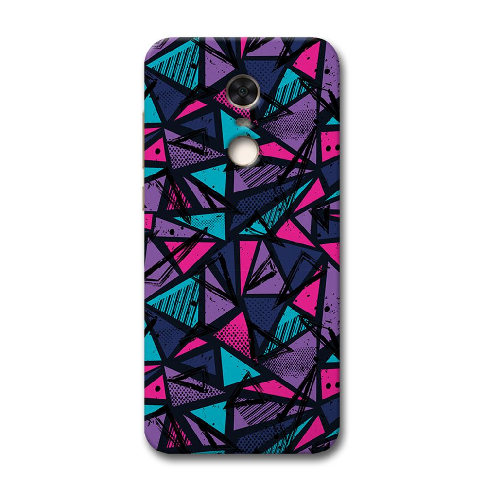 Blues Pattern Redmi Note 5 Case