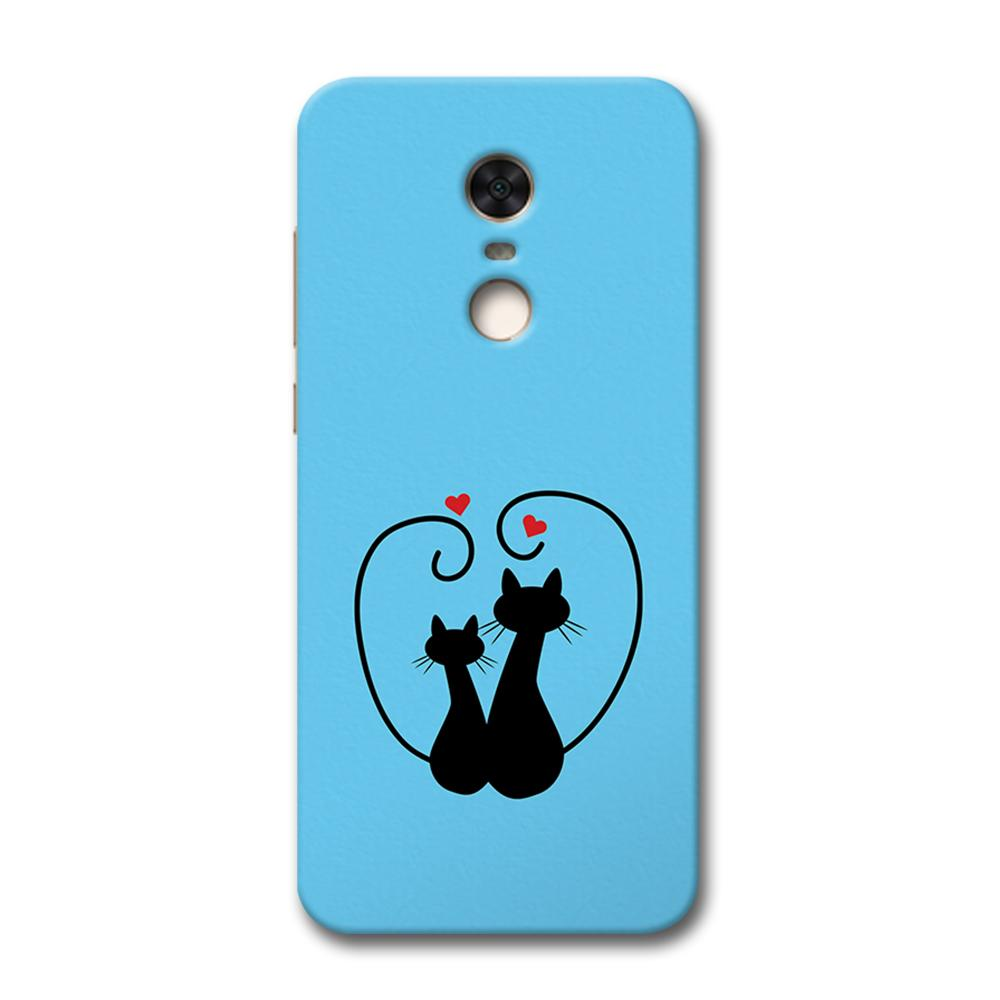 Cat Love Redmi Note 5 Case