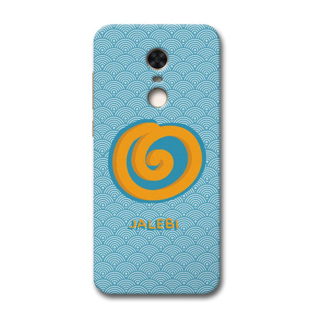 Jalebi Redmi Note 5 Case