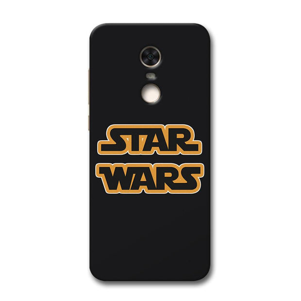 Star Wars Redmi Note 5 Case