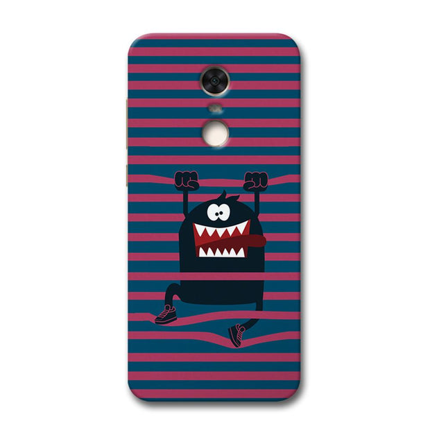 Laughing Monster Redmi Note 5 Case