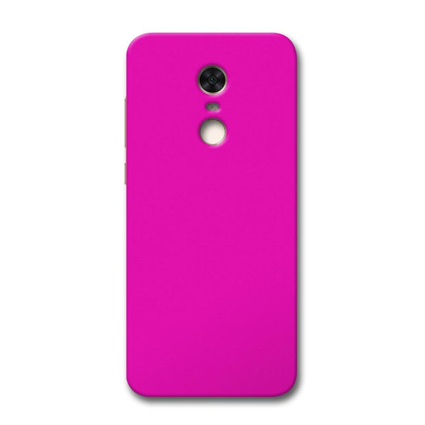 Pink Shade Redmi Note 5 Case