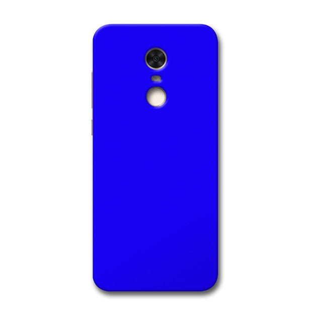 Dark Blue Redmi Note 5 Case