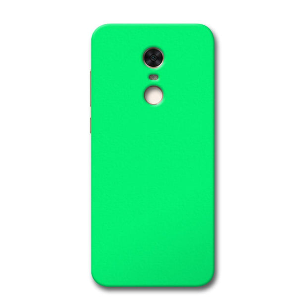 Aqua Green Redmi Note 5 Case