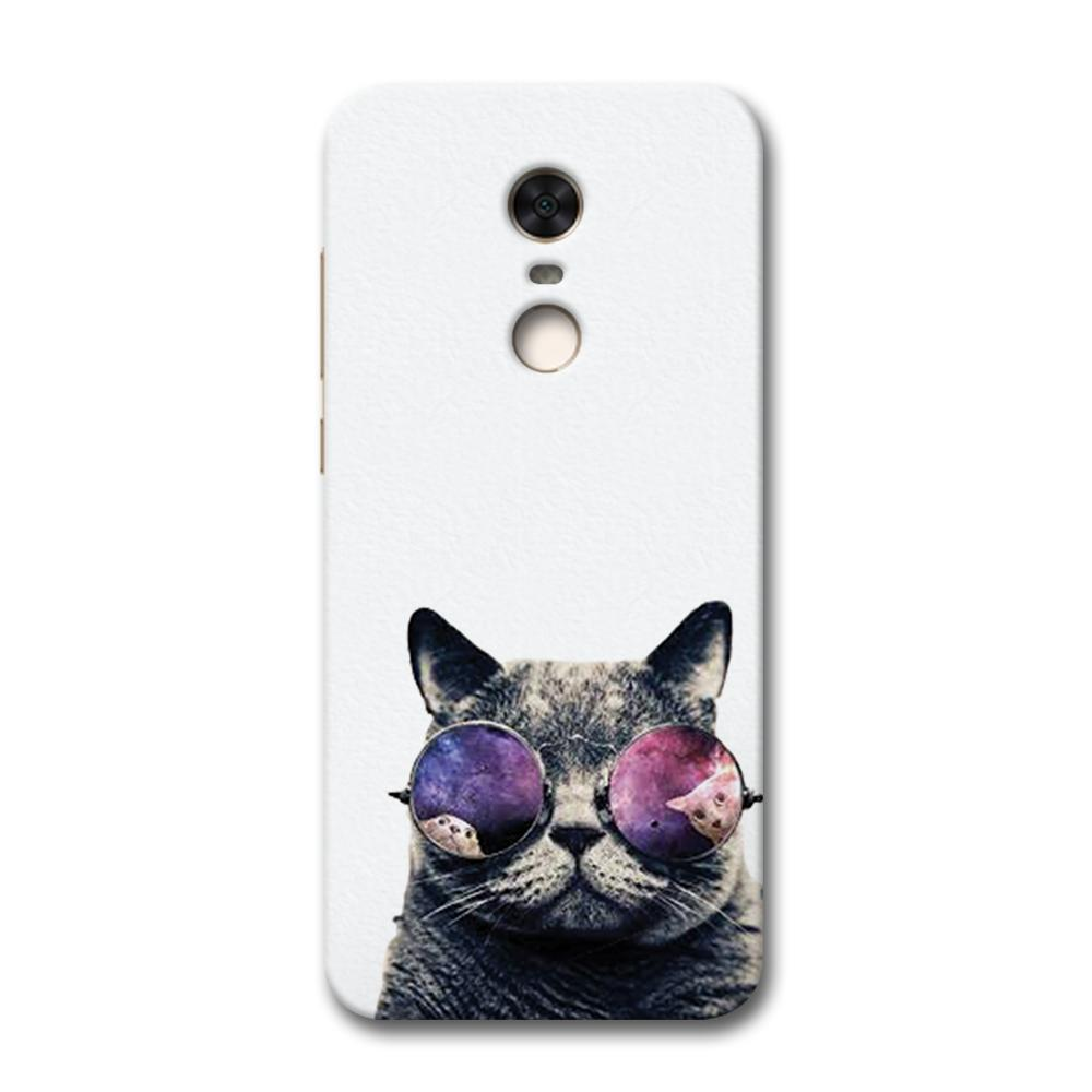 Cool Cat Redmi Note 5 Case