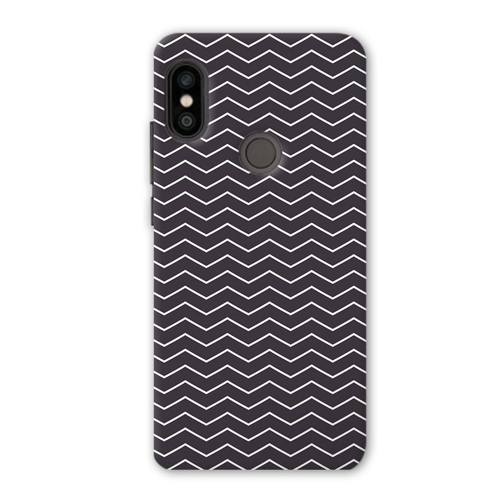 Chevron Pattern Redmi Note 5 Pro Case
