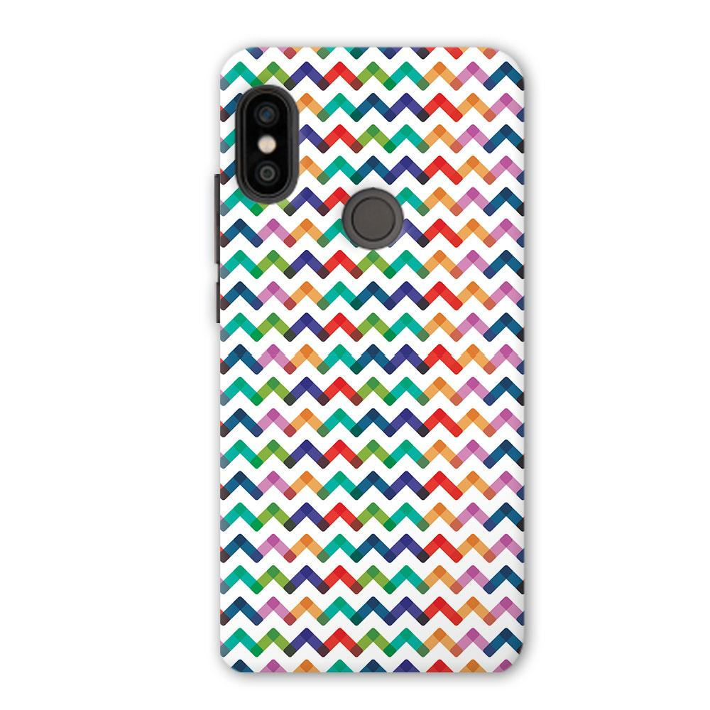 Colors Chevron Redmi Note 5 Pro Case