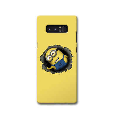 Laughing Minion Samsung Note 8 Case