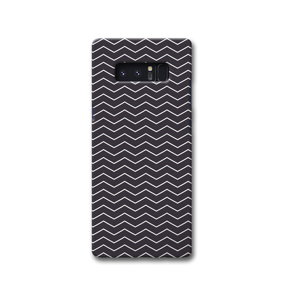Chevron Pattern Samsung Note 8 Case