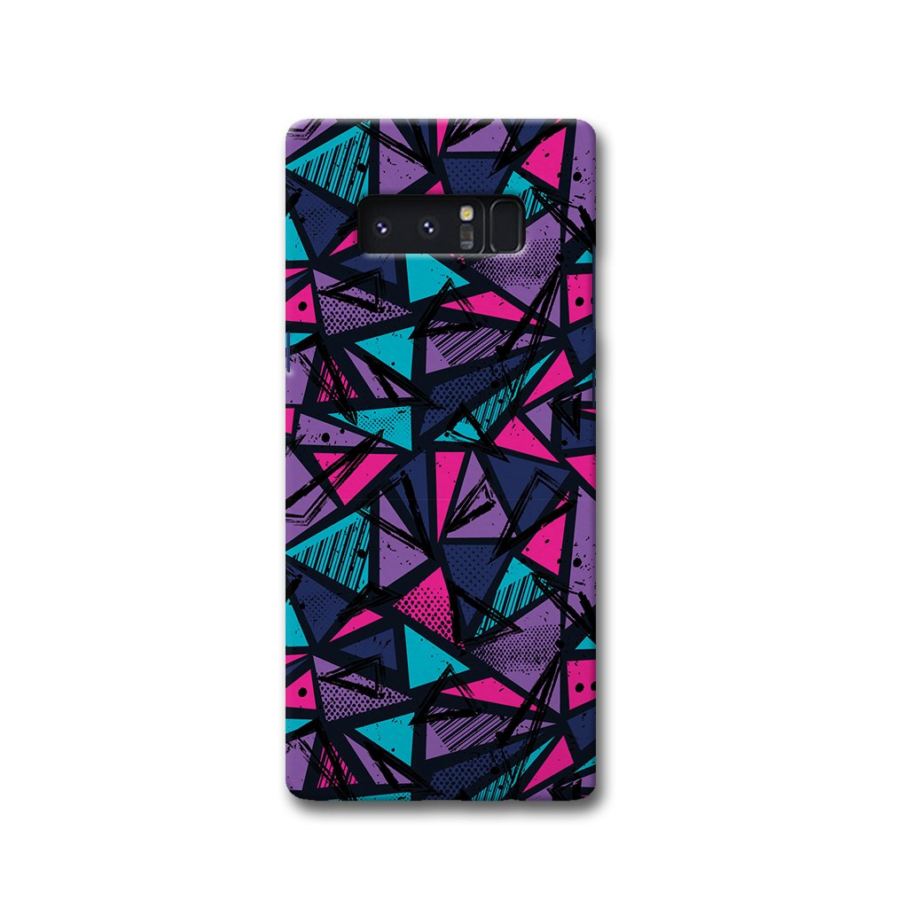 Blues Pattern Samsung Note 8 Case