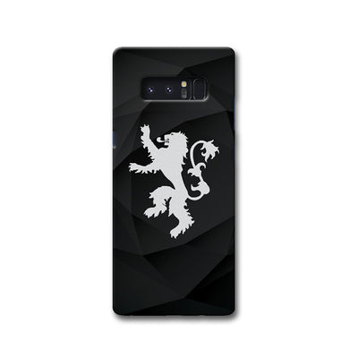 House Lannister Samsung Note 8 Case