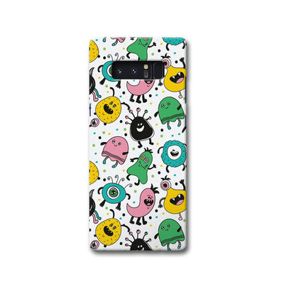 The Monsters Samsung Note 8 Case