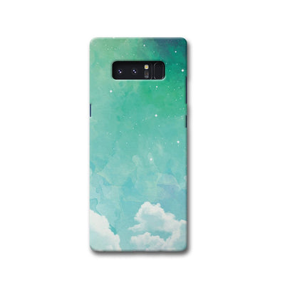 Blue Resonance  Samsung Note 8 Case
