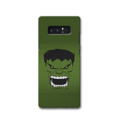 Hulk Power Samsung Note 8 Case