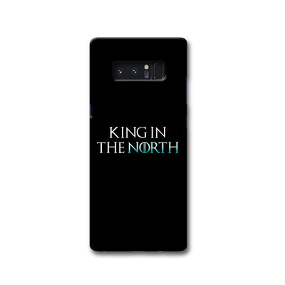 King in The NORTH Samsung Note 8 Case