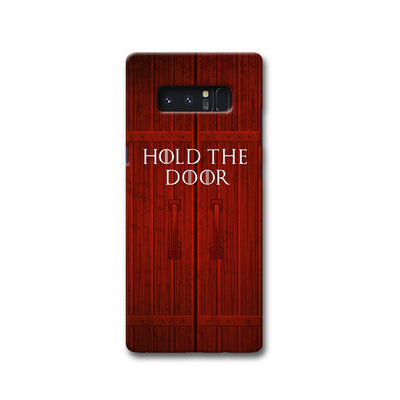 Hold The Door Samsung Note 8 Case