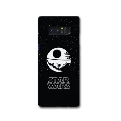 The Moon Samsung Note 8 Case