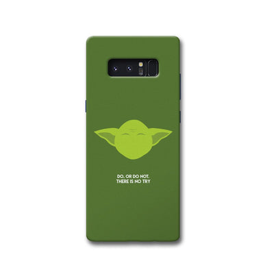 Yoda Samsung Note 8 Case